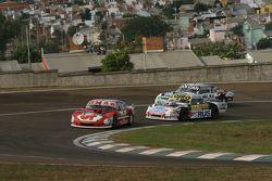 Christian Dose, Dose Competicion, Chevrolet; Martin Serrano, Coiro Dole Racing, Dodge, und Gaston Ma