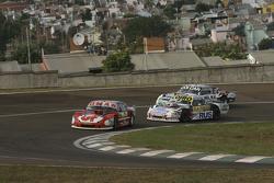 Christian Dose, Dose Competicion Chevrolet; Martin Serrano, Coiro Dole Racing Dodge e Gaston Mazzaca