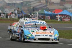 Martin Ponte, RUS Nero53 Racing, Dodge, und Jose Manuel Urcera, JP Racing, Torino