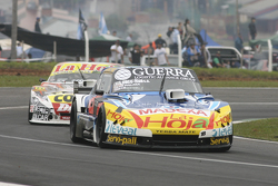 Luis Jose di Palma, Indecar Racing Torino and Sergio Alaux, Coiro Dole Racing Chevrolet