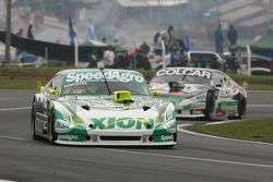 Agustin Canapino, Jet Racing Chevrolet and Gaston Mazzacane, Coiro Dole Racing Chevrolet