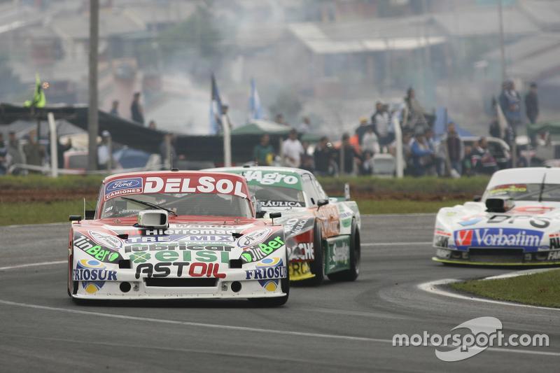 Juan Pablo Gianini, JPG Racing, Ford, und Facundo Ardusso, Trotta Competicion, Dodge