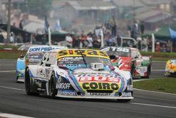 Mauricio Lambiris, Coiro Dole Racing, Torino; Martin Ponte, RUS Nero53 Racing, Dodge, und Jose Manue
