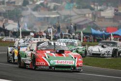 Jose Manuel Urcera, JP Racing, Torino; Luis Jose di Palma, Indecar Racing, Torino; Juan Bautista de