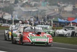Jose Manuel Urcera, JP Racing Torino and Luis Jose di Palma, Indecar Racing Torino and Juan Bautista