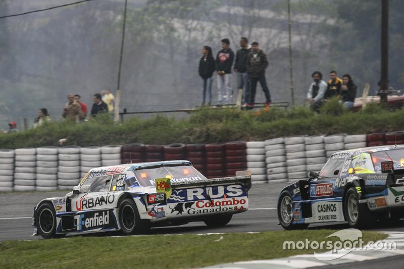 Mauricio Lambiris, Coiro Dole Racing, Torino, und Martin Ponte, RUS Nero53 Racing, Dodge