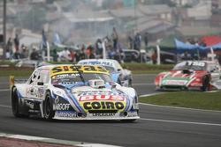 Mauricio Lambiris, Coiro Dole Racing Torino; Martin Ponte, RUS Nero53 Racing Dodge e Jose Manuel Urc