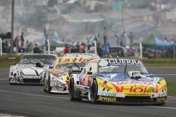 Luis Jose di Palma, Indecar Racing Torino and Sergio Alaux, Coiro Dole Racing Chevrolet and Laureano