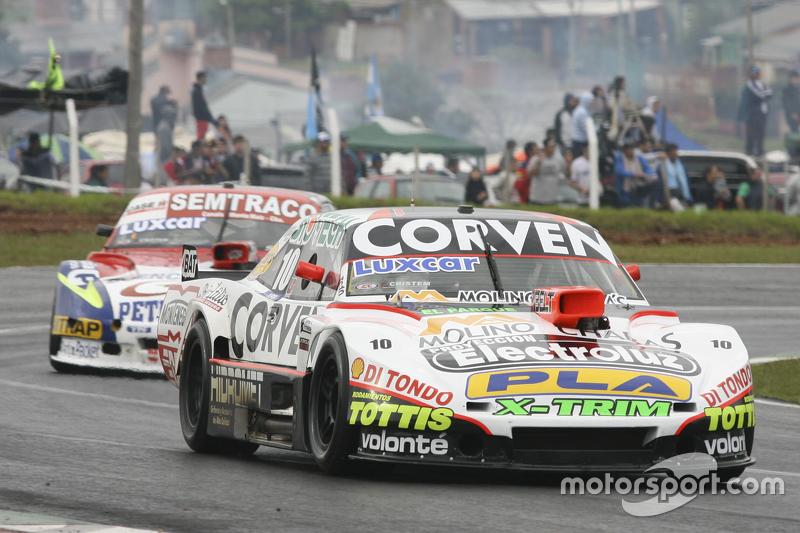Juan Marcos Angelini, UR Racing, Dodge, und Omar Martinez, Martinez Competicion, Ford