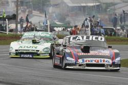 Emanuel Moriatis, Alifraco Sport, Ford, und Emiliano Spataro, UR Racing, Dodge