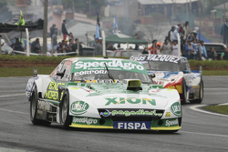 Emiliano Spataro, UR Racing Dodge and Lionel Ugalde, Ugalde Competicion Ford