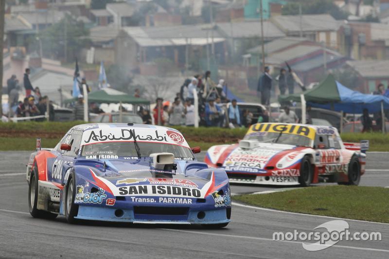 Matias Rodriguez, UR Racing, Dodge, und Juan Manuel Silva, Catalan Magni Motorsport, Ford
