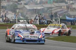 Matias Rodriguez, UR Racing Dodge e Juan Manuel Silva, Catalan Magni Motorsport Ford