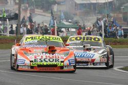 Jonatan Castellano, Castellano Power Team, Dodge, und Martin Serrano, Coiro Dole Racing, Dodge