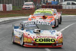 Lionel Ugalde, Ugalde Competicion Ford; Jonatan Castellano, Castellano Power Team Dodge e Juan Manue