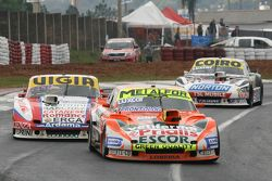 Jonatan Castellano, Castellano Power Team, Dodge; Juan Manuel Silva, Catalan Magni Motorsport, Ford,