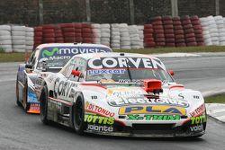 Juan Marcos Angelini, UR Racing Dodge e Christian Ledesma, Jet Racing Chevrolet