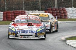 Juan Martin Trucco, JMT Motorsport Dodge e Leonel Pernia, Las Toscas Racing Chevrolet