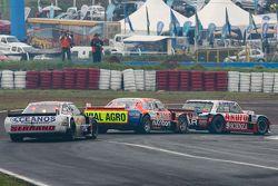 Juan Manuel Silva, Catalan Magni Motorsport Ford; Jonatan Castellano, Castellano Power Team Dodge e