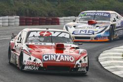 Matias Rossi, Donto Racing Chevrolet and Christian Ledesma, Jet Racing Chevrolet