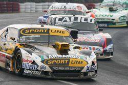 Leonel Pernia, Las Toscas Racing Chevrolet ; Emanuel Moriatis, Alifraco Sport Ford; Matias Rodriguez