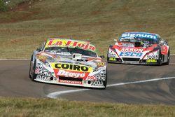 Sergio Alaux, Coiro Dole Racing Chevrolet ve Guillermo Ortelli, JP Racing Chevrolet