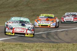 Facundo Ardusso, Trotta Competicion Dodge and Jonatan Castellano, Castellano Power Team Dodge and Pedro Gentile, JP Racing Chevrolet