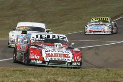 Pedro Gentile, JP Racing Chevrolet; Leonel Sotro, Alifraco Sport Ford e Martin Serrano, Coiro Dole R