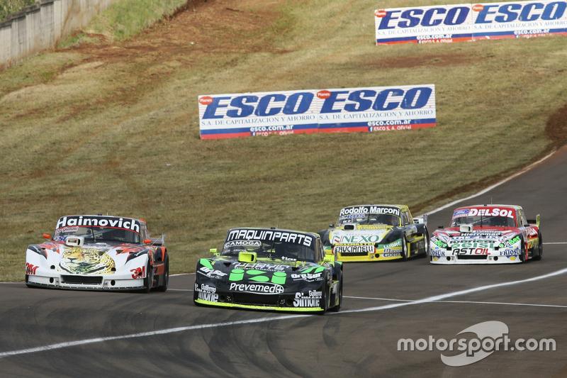 Маріано Вернер, Werner Competicion Ford та Мауро Галломбардо, Maquin Parts Racing Ford та Омар Марті