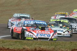 Guillermo Ortelli, JP Racing, Chevrolet; Diego de Carlo, JC Competicion, Chevrolet; Laureano Campane