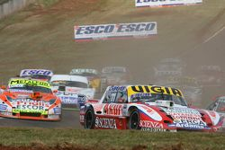 Juan Manuel Silva, Catalan Magni Motorsport, Ford; Jonatan Castellano, Castellano Power Team, Dodge,
