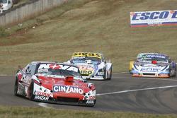 Matias Rossi, Donto Racing Chevrolet and Mauricio Lambiris, Coiro Dole Racing Torino and Christian L