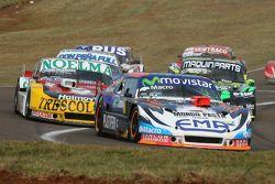 Christian Ledesma, Jet Racing, Chevrolet, und Nicolas Bonelli, Bonelli Competicion, Ford