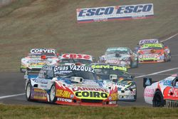 Lionel Ugalde, Ugalde Competicion Ford e Diego de Carlo, JC Competicion Chevrolet
