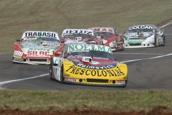 Nicolas Bonelli, Bonelli Competicion, Ford; Mariano Altuna, Altuna Competicion, Chevrolet; Pedro Gen