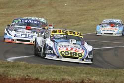 Mauricio Lambiris, Coiro Dole Racing Torino; Christian Ledesma, Jet Racing Chevrolet; Nicolas Bonell