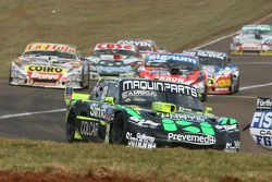 Mauro Giallombardo, Maquin Parts Racing, Ford; Guillermo Ortelli, JP Racing, Chevrolet, und Sergio A