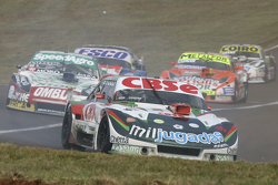 Carlos Okulovich, Maquin Parts Racing Torino and Facundo Ardusso, Trotta Competicion Dodge