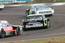 Emiliano Spataro, UR Racing, Dodge; Mauro Giallombardo, Maquin Parts Racing, Ford, und Guillermo Ort
