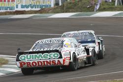 Diego de Carlo, JC Competicion Chevrolet e Juan Marcos Angelini, UR Racing Dodge