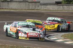 Facundo Ardusso, Trotta Competicion Dodge and Jonatan Castellano, Castellano Power Team Dodge and Prospero Bonelli, Bonelli Competicion Ford