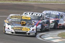 Leonel Pernia, Las Toscas Racing Chevrolet, dan Emanuel Moriatis, Alifraco Sport Ford, dan Mathias Nolesi, Nolesi Competicion Ford