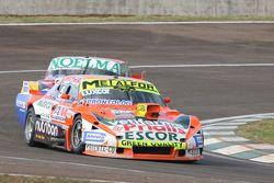 Jonatan Castellano, Castellano Power Team, Dodge, und Nicolas Bonelli, Bonelli Competicion, Ford