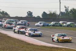 Nicolas Bonelli, Bonelli Competicion, Ford; Gabriel Ponce de Leon, Ponce de Leon Competicion, Ford;