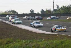 Luis Jose di Palma, Indecar Racing Torino and Federico Alonso, Taco Competicion Torino and Emiliano