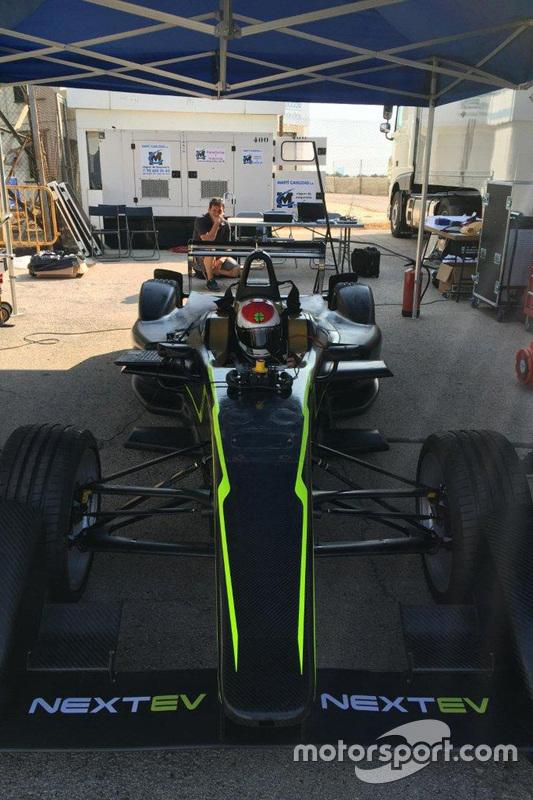 Team China Racing testa nova direção