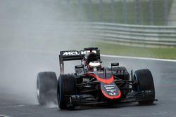 Stoffel Vandoorne, McLaren MP4-29H Test and Reserve Driver