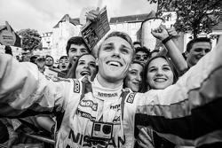 #23 Nissan Motorsports, Nissan GT-R LM NISMO: Max Chilton
