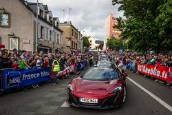 Desfile de McLaren