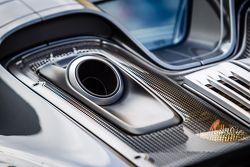 Porsche 918 detalle